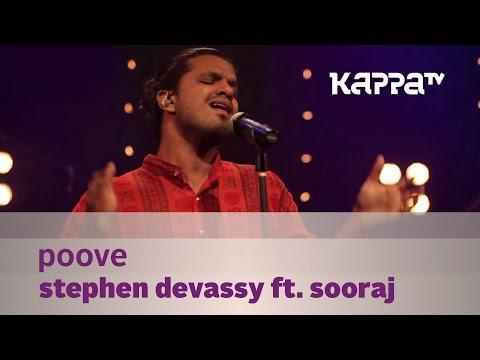 Poove - Stephen Devassy f. Sooraj - Music Mojo Season 2 - Kappa TV