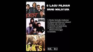6 LAGU PILIHAN band malaysia. #TANPAiklan