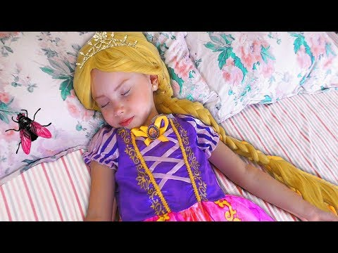 Alice Pretend Princess & Plays with Baby doll ! Аnd other Funny Stories by kids smile tv