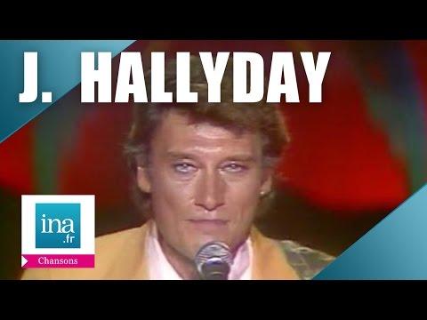 """Johnny Hallyday  """"Signes extérieurs de richesse""""   Archive INA"""