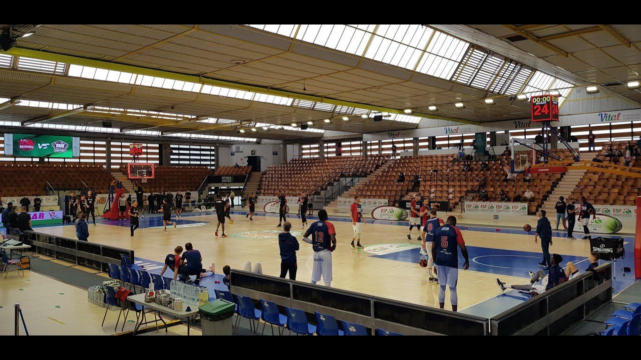 Euskal Kopa 2020 / Bilbao Basket - Baskonia (1ª Parte) etb