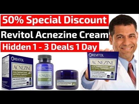 50 Special Discount Price Of Revitol Acnezine Cream Buy