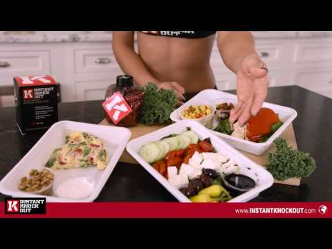 Diet tips for weight loss -  Benefits of meal prep with Alexia Clark