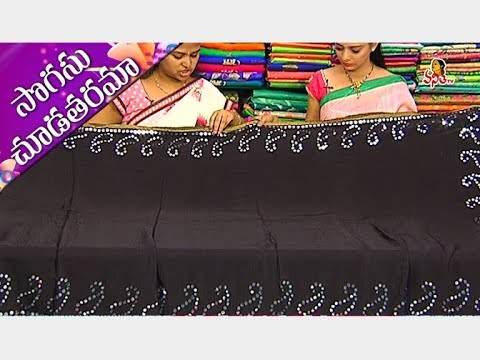 Banarasi Kora And Jaipur Silk Fancy Sarees || Sogasu Chuda Tarama || Vanitha TV