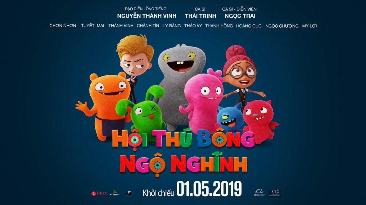 UGLY DOLLS - OST Có Điều Gì Tuyệt Vời Hơn Thế - Thái Trinh | Khởi chiếu toàn quốc ngày 01.05.2019