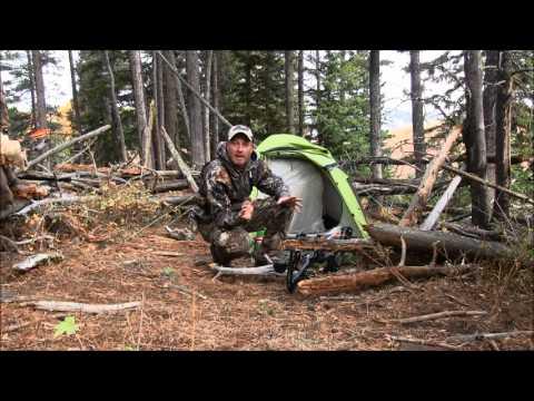 Spike Camp Tips - Elk Hunting - Mark Kayser
