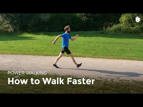 Using Walking Speed to combine your Workouts