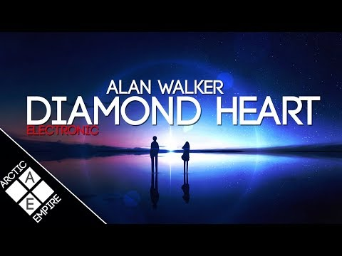 Alan Walker - Diamond Heart (feat. Sophia Somajo) | Electronic