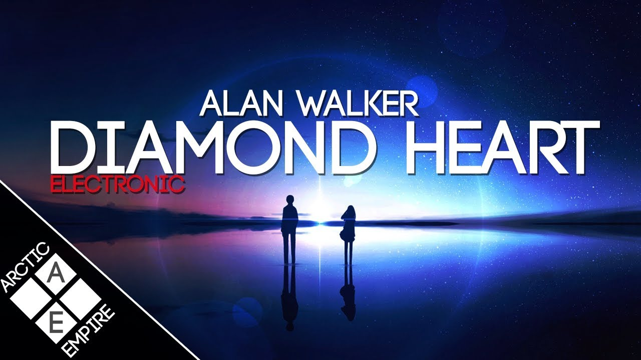 Alan Walker - Diamond Heart (feat. Sophia Somajo) | Electronic #1