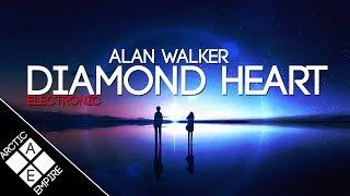 Alan Walker - Diamond Heart Feat. Sophia Somajo  Electronic