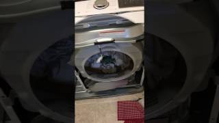 Samsung dryer rattling noise pt1
