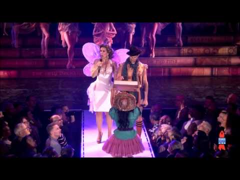 Broadway Bares 2012: Happy Endings Opening Number