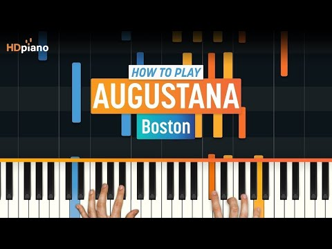 Boston  Augustana  HD Piano Part 1