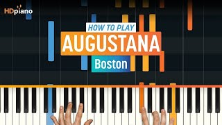 """Boston"" by Augustana 