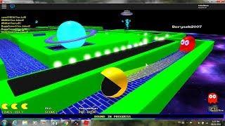 ROBLOX Pac-Blox mit KirbytheAmazing