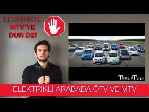 Elektrikli Otomobil ve Vergi [ÖTV, MTV]