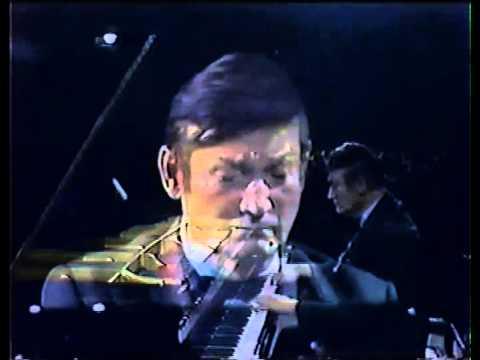 George Cziffra plays Saint Saens-Etude en forme de Waltz Op.52 No.6