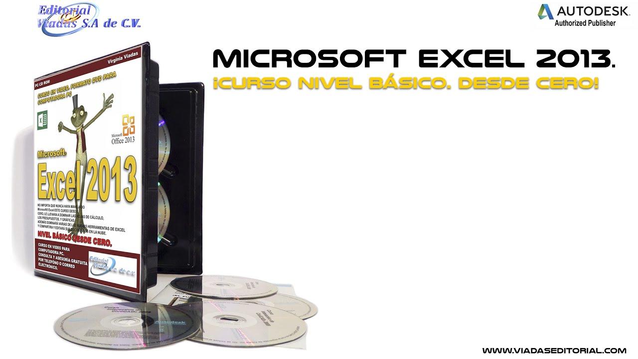 Descargar Tutorial De Excel Gratis En Espanol