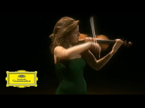 Anne-Sophie Mutter – Beethoven: Violin Concerto in D Major. I. Allegro ma non troppo (Cadenza)