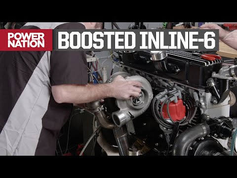 Straight-Six On Steroids: Boosting A 292 Chevy - Engine Power S7, E2