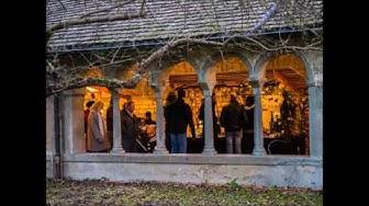 Einladung: Weihnachtsmarkt 2016 Kreuzgang Allerheiligen Schaffhausen / 10./11. Dezember 2016
