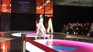 Ethiopian fashion on international fashion and clothing trade fair in Paris | Ethiopia