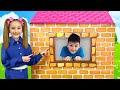 Sasha y Max Pretenden Jugar a la Policía  Videos para Niños