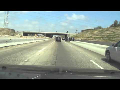 Cabride: San Diego (International Border to Clairemont Mesa