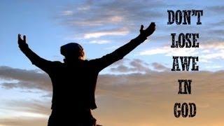 Fear God! Get Your Miracle and Healing thru Zero Doubt and Zero Unbelief:Pistis