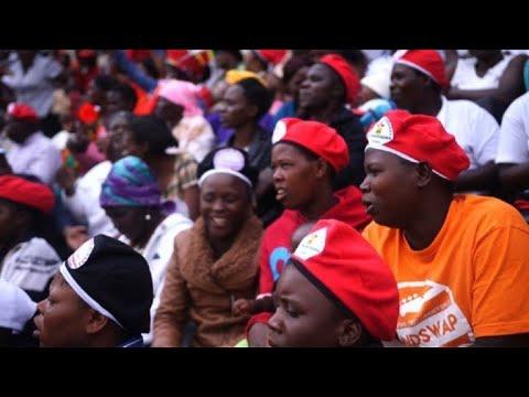 Mnangagwa to be sworn in as Zimbabwe president