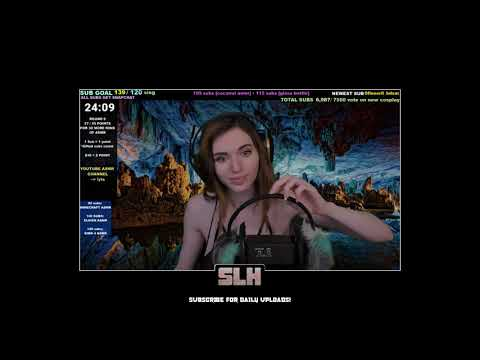 AMOURANTH GAMEPLAY TOP EPIC TWITCH STREAM HIGHLIGHTS