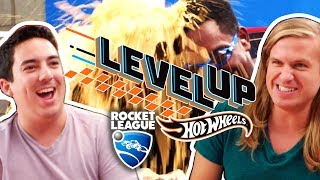 Level Up | Hot Wheels