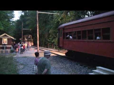 Trolleys at Twilight - 7.17.2010