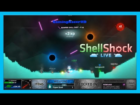 ShellShock Live - Stay Or Rage #7 - PLUM IS CRITTING EVERYTHING! [1080p 60FPS]