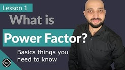 Power Factor | The Basic things you need to know | TheElectricalGuy | Part 1 of 6