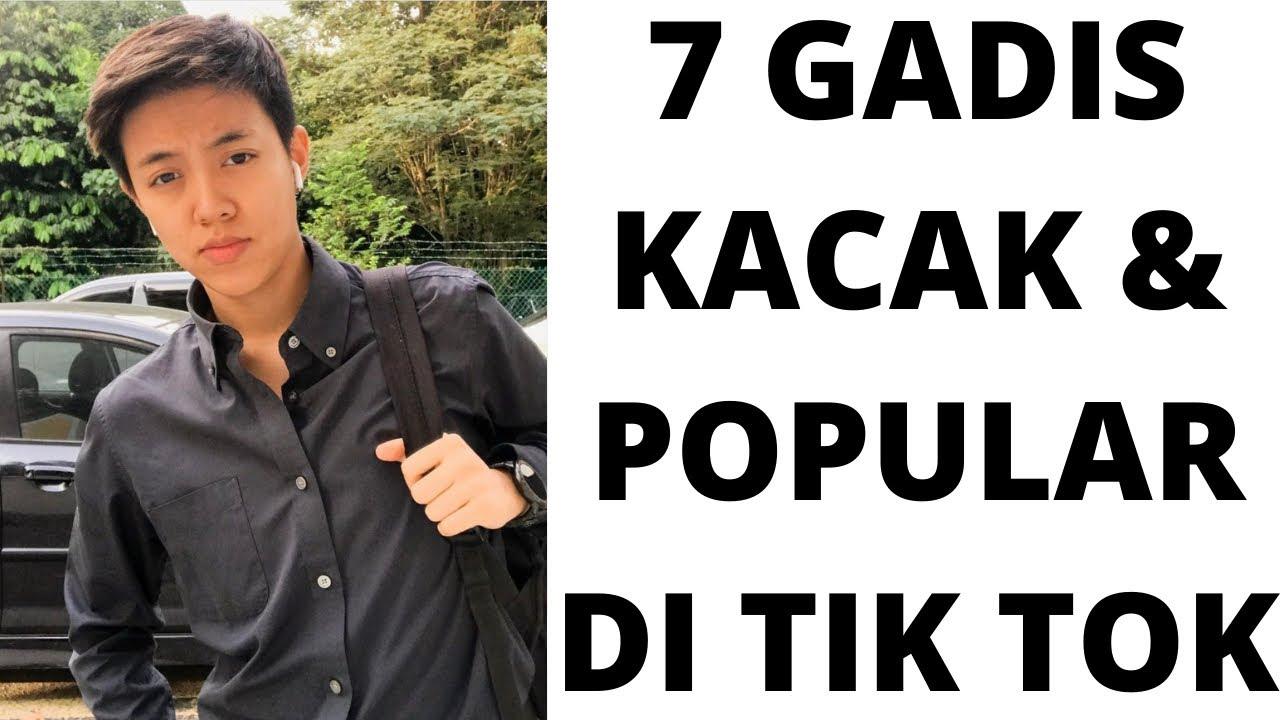 Download 7 GADIS KACAK DAN POPULAR DI TIKTOK