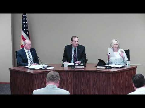Shawnee County Kansas Commission Meeting 2017/04/17