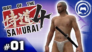 Way of the Samurai 4 Part 1 | TFS Gaming