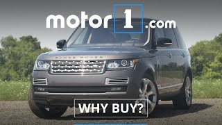 Land Rover Range Rover SV Autobiography 2016 Videos