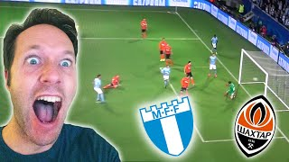 Video Gol Pertandingan Malmo FF vs Shakhtar Donetsk