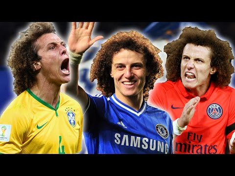 10 Things You Didn't Know About David Luiz