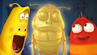 LARVA - BROWN'S BATH   Cartoon Movie   Cartoons For Children   Larva Cartoon   LARVA Official