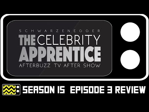 The Celebrity Apprentice Season 15 Episode 3 Review & After Show | AfterBuzz TV