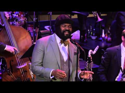 Jazz at Lincoln Center Presents MERRY CHRISTMAS BABY by Lou Baxter ft Gregory Porter