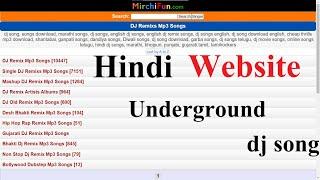 Only One Website Hindi DJ REMIX Underground dj Song dj remixs mp3 songs free download 2020