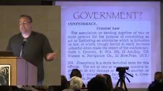 Clint Richardson - Free Your Mind 3 Conference 2015