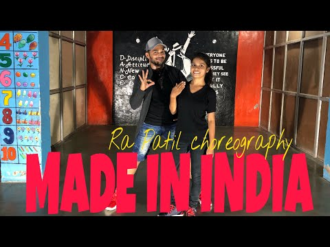 Guru Randhawa: MADE IN INDIA | Dance choreography ra patil | Bhushan kumar | DirectorGifty