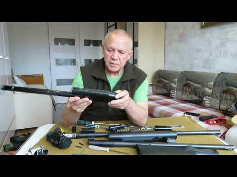 Универсальное ружье,- полуавтомат Алтай.  От охоты до самообороны.