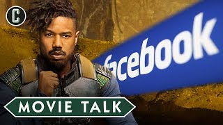 Facebook Removes Black Panther Sabotage Event - Movie Talk
