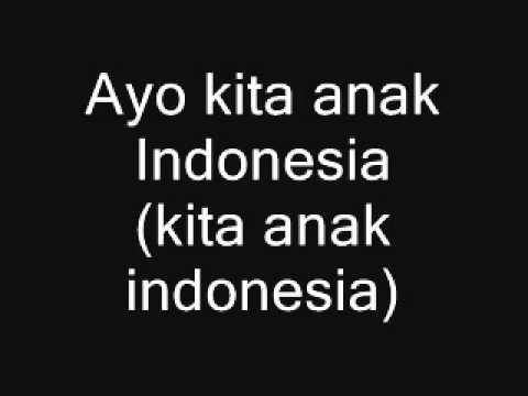 Lirik Lagu Super7 Anak Indonesia